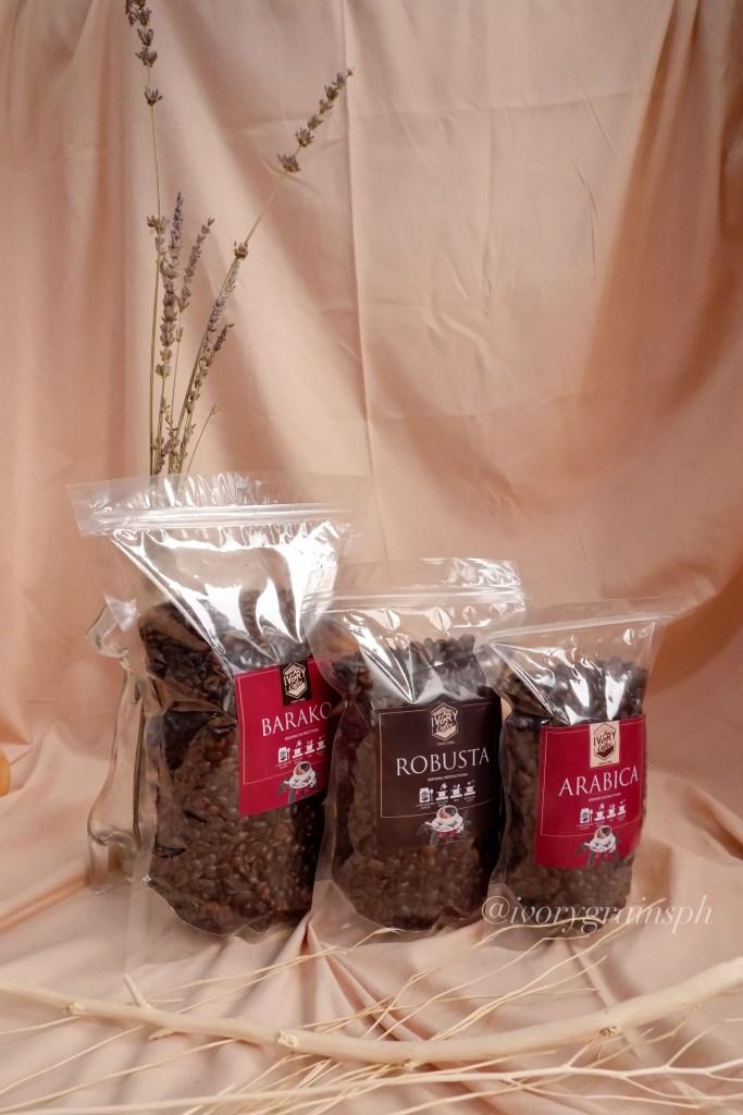 Ivory Grains Trading Barako Beans