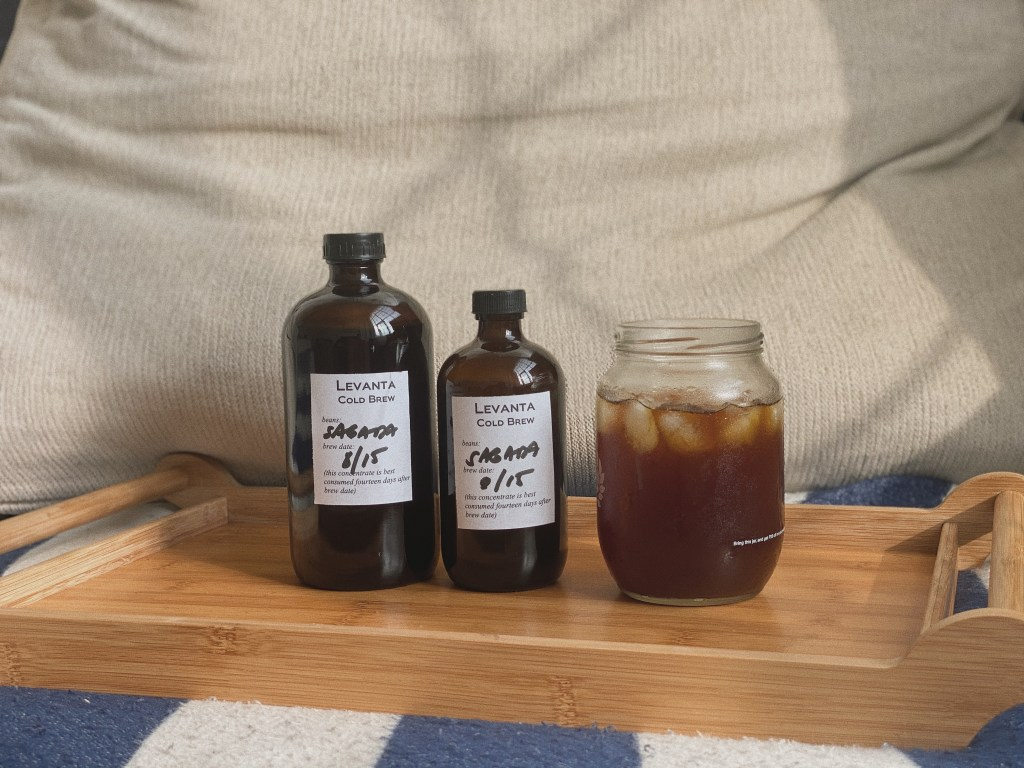 Levanta Cold Brew Best sellers