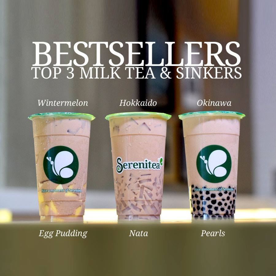 Serenitea Best sellers and Top Sinkers