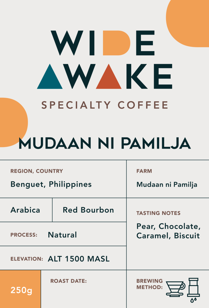 Wide Awake PH Menu