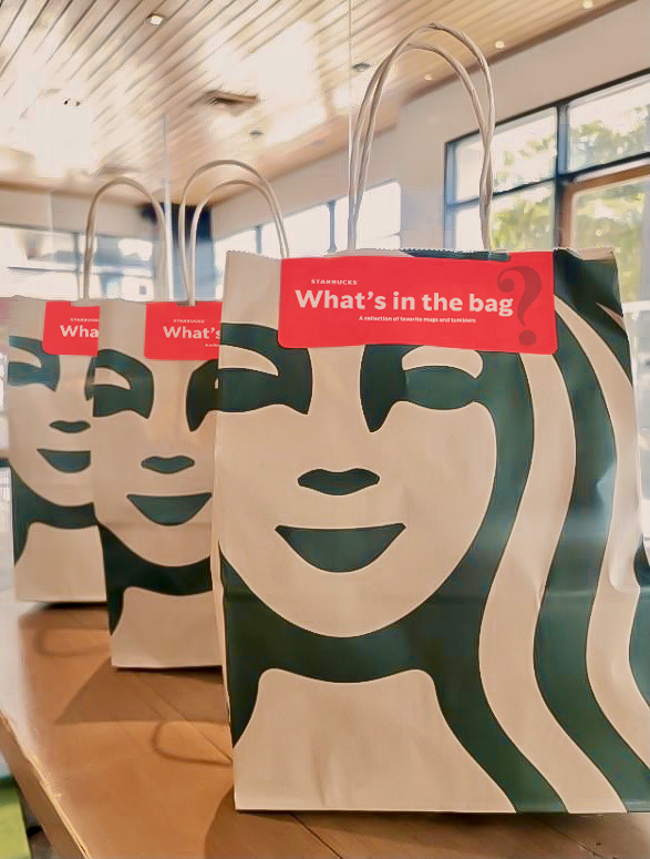 starbucks lucky bag 2020 promo