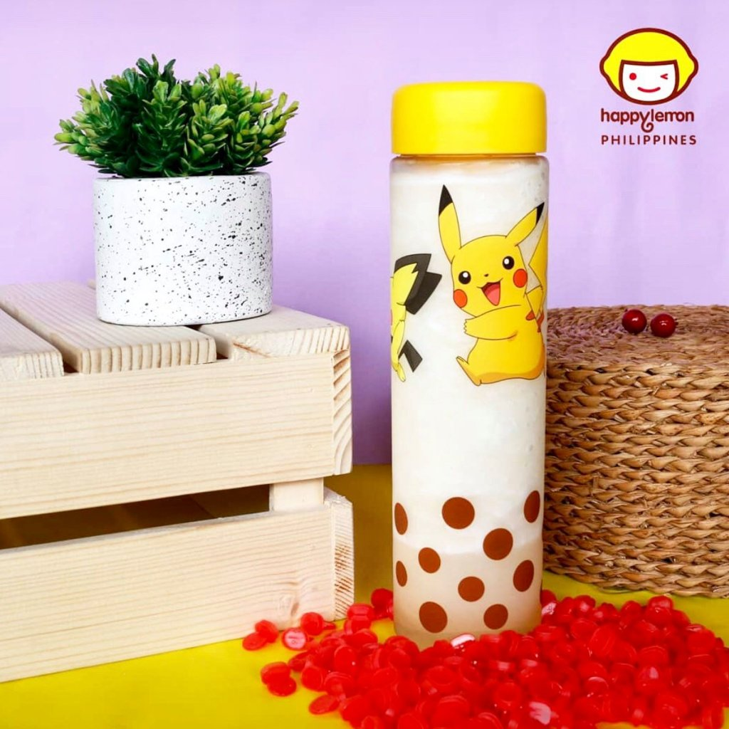 Happy Lemon Philippines Pikachu Tumbler