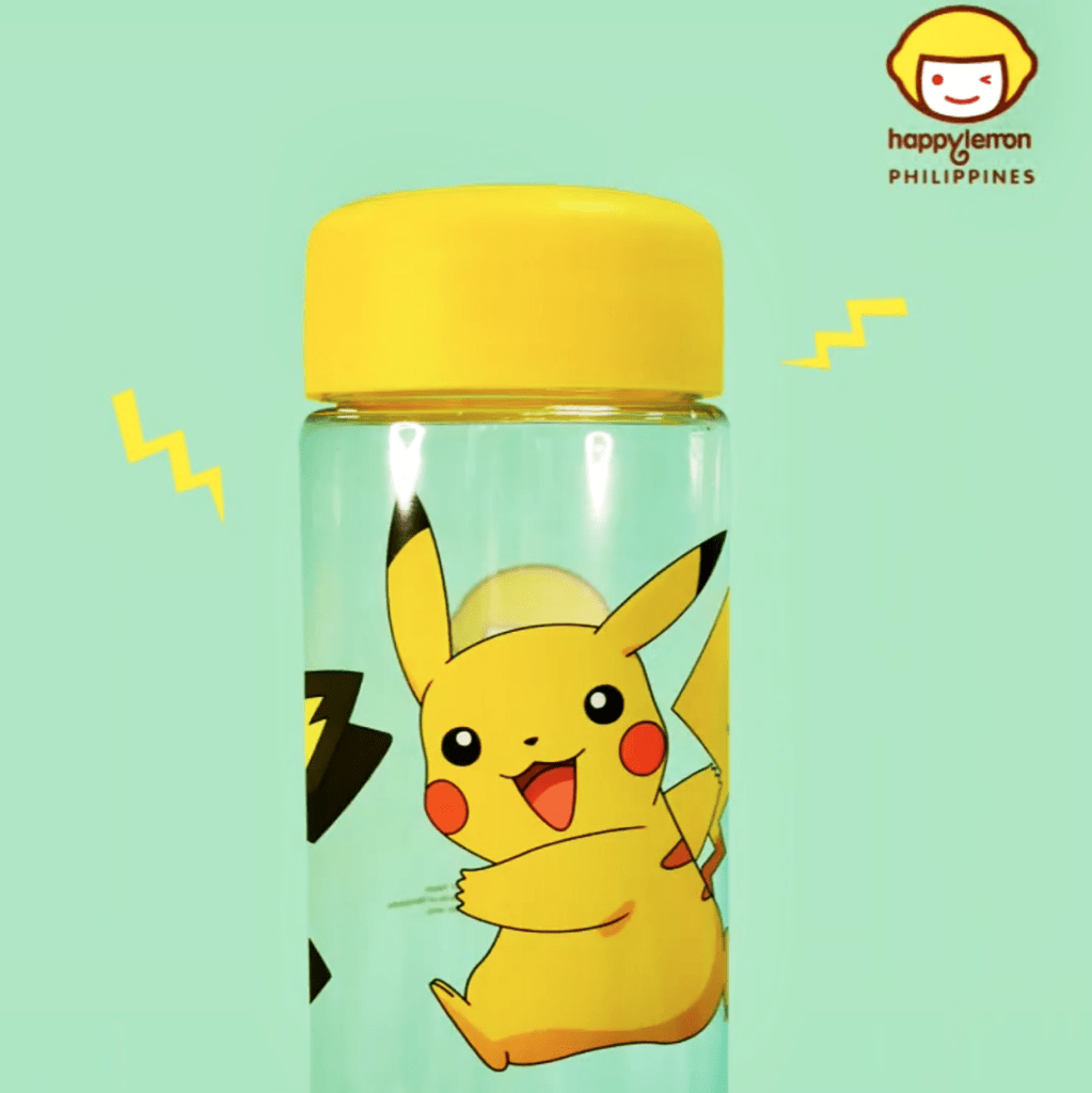 Happy Lemon Pokemon Tumbler