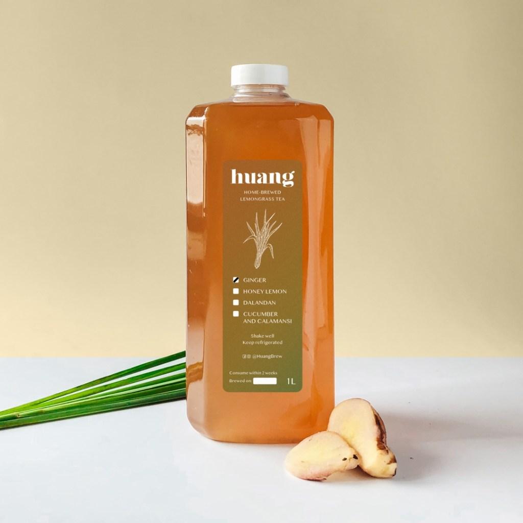Huang Brew Ginger Flavor