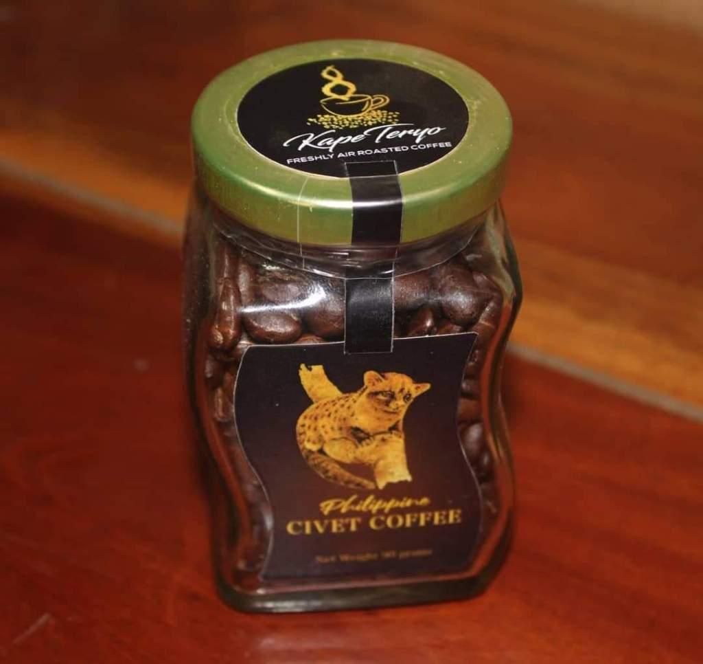 Kape Teryo Civet Coffee