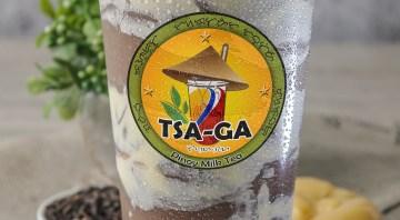 Tsa-Ga Pinoy Milk Tea