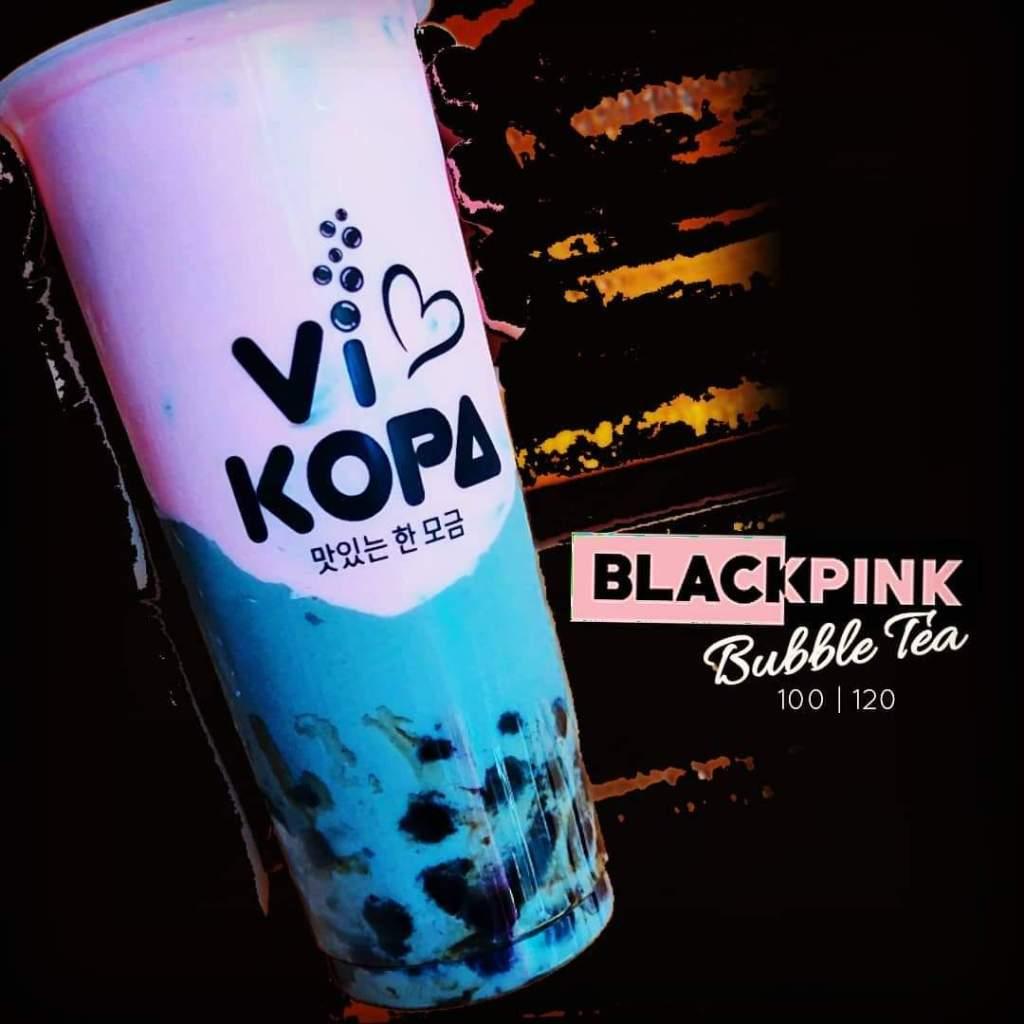 Vi Kopa Black Pink Bubble Tea