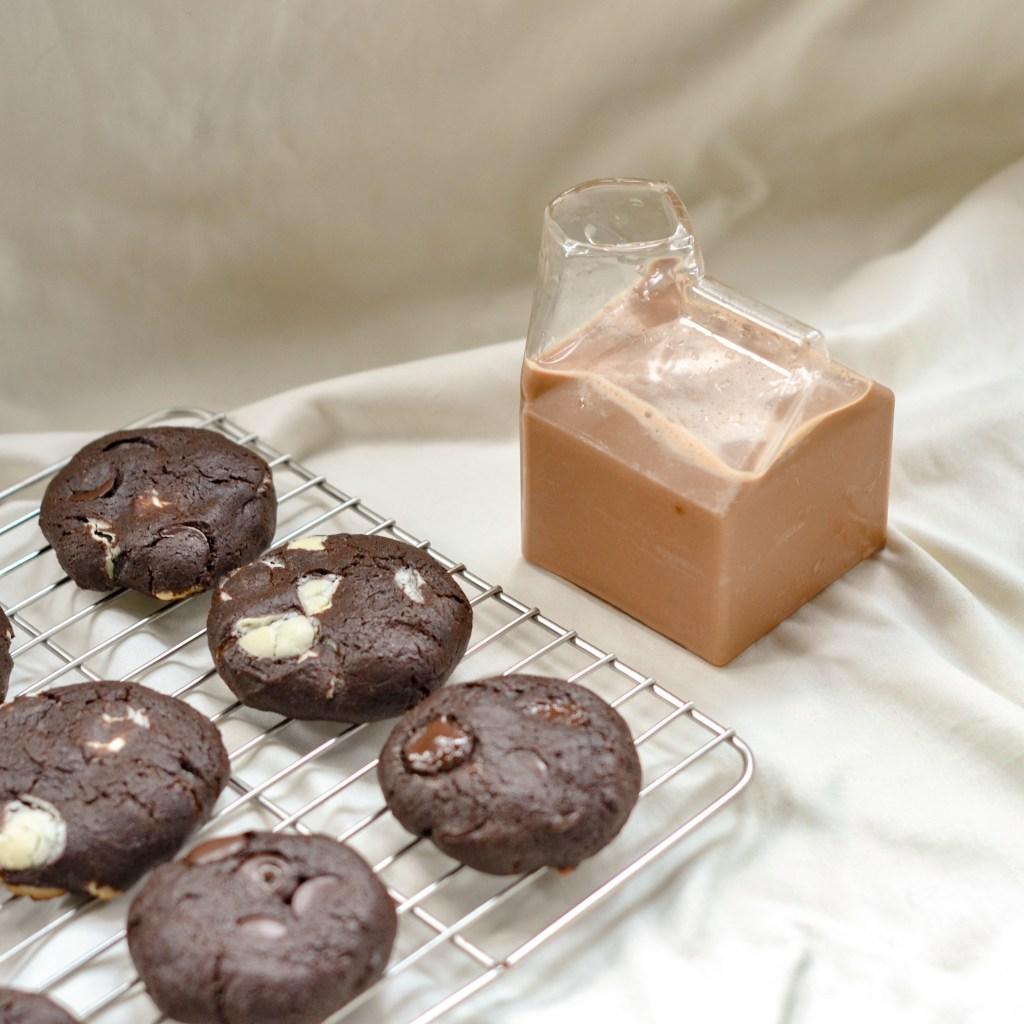 Café Blanc Cookies