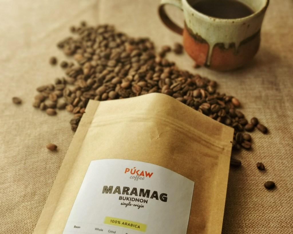 Pukaw Coffee Beans