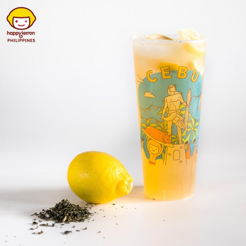 Lemon Special Cooler by Happy Lemon